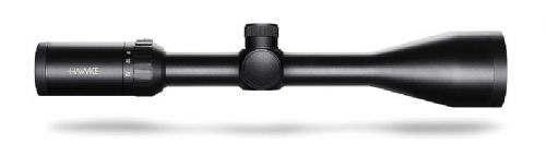 Hawke Vantage 4-12x50 Illuminated RGB etched glass Mil Dot Reticle Rifle Scope - 14250 (non AO)